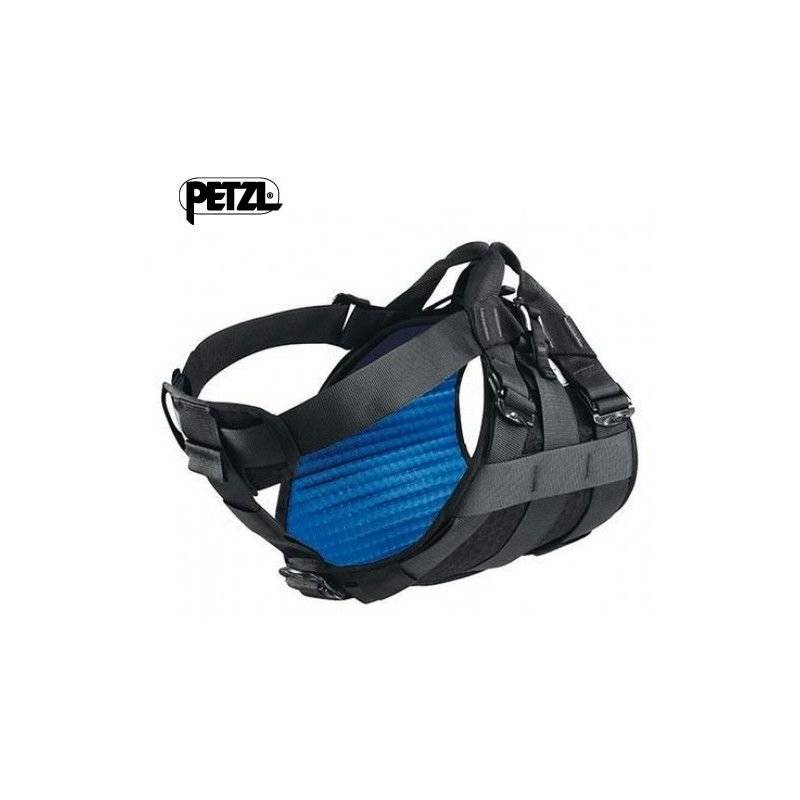 PETZL Harnais Petzl pour l'aérocordage des chiens Désignation : Harnais Petzl Petzl