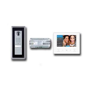 BPT came kit vidéo et audio mains libres luxo 001ck0018fr ck0018fr - BPT - Publicité