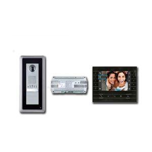 BPT came bpt kit vidéo et audio mains libres luxo 001ck0019fr noir - Publicité