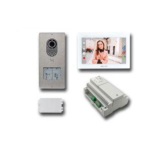 BPT came bpt kit vidéophone unifamilial x1 xts 7lvkit 8k40cf-008 - Publicité