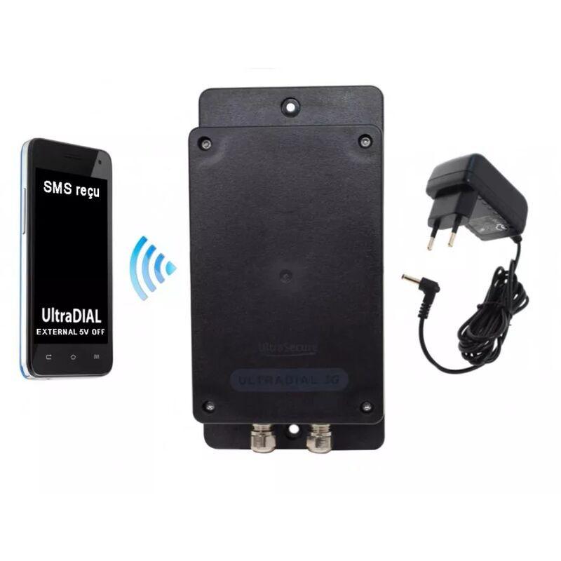 ULTRA SECURE Alerte panne de courant par SMS   UltraDIAL 2G+3G GSM (gamme BT)