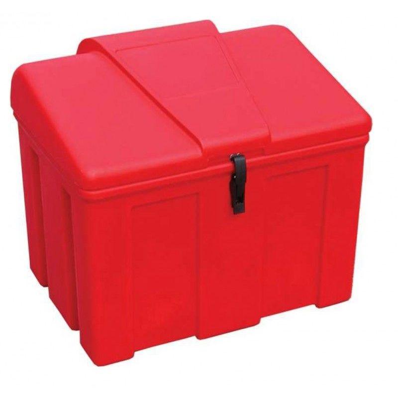 Fireless - Bac à sable rouge 110L