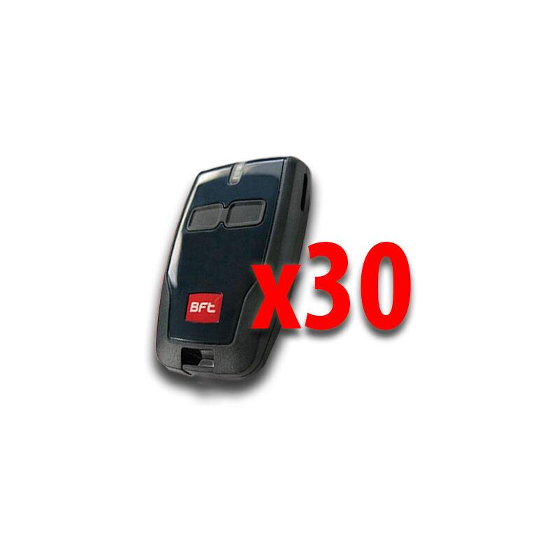 bft 30 x télécommande 2 canaux 433 mhz mitto b d111904