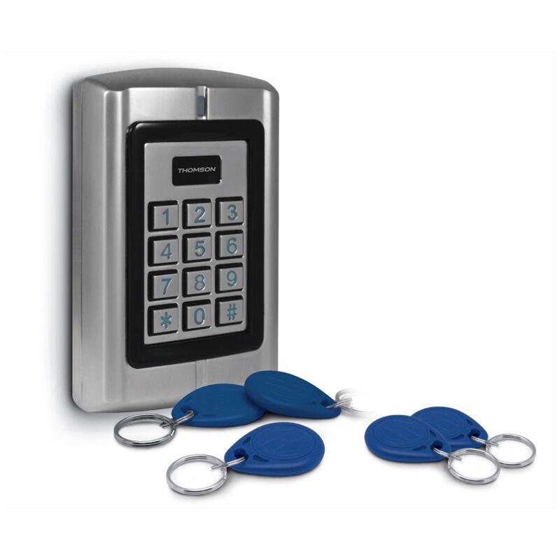 THOMSON Clavier à code 12/24V avec badges RFID - Thomson
