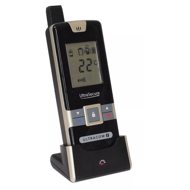 ULTRA SECURE Combiné 600 mètres mobile sans-fil longue portée pour tous les interphones