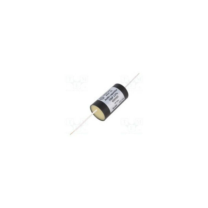 MIFLEX Condensateur audio en polypropylène 4,7uf 400vdc Axial 4,7mf/400/axial