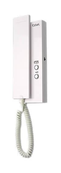 EXTEL Combiné supplémentaire pour interphone audio easy bus 3 - Neuf