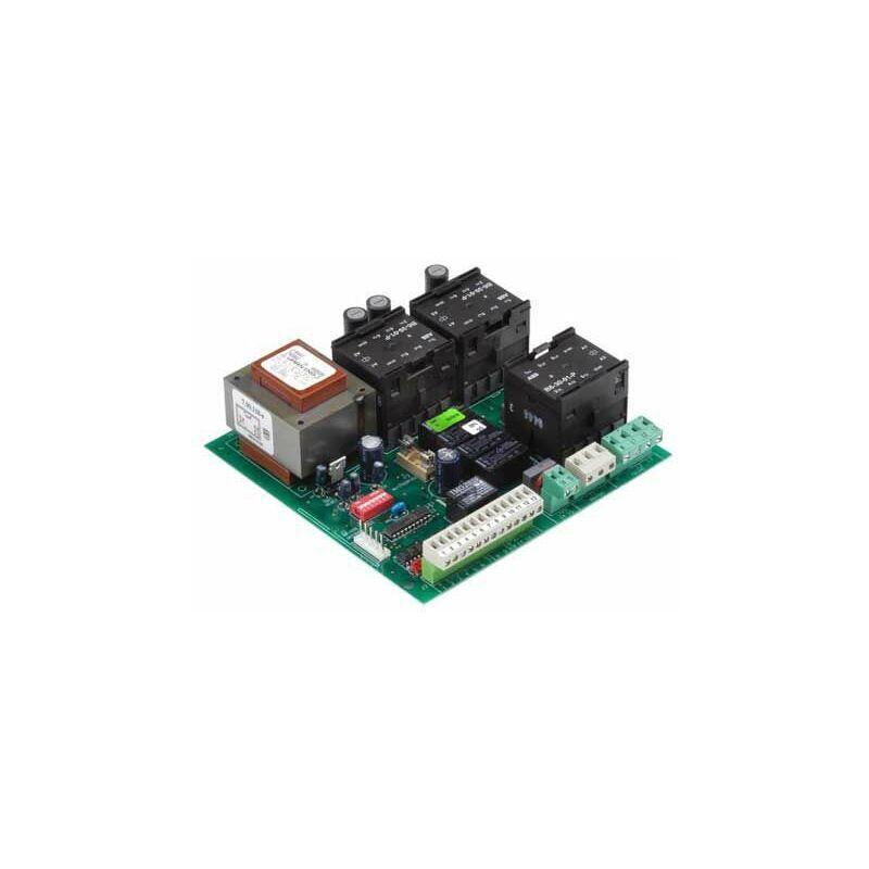 FAAC Carte électronique 884T pour Motoréducteur 400V 884 MC 3PH 202 254 - Faac