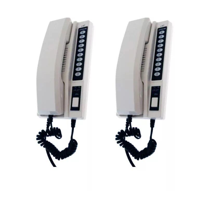 Ultra Secure - Interphone de bureau sans-fil 300 mètres nouvelle génération