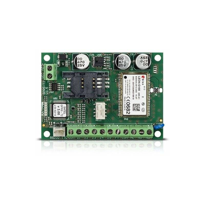 SATEL Module de transmission de rapport GPRS/SMS - Satel
