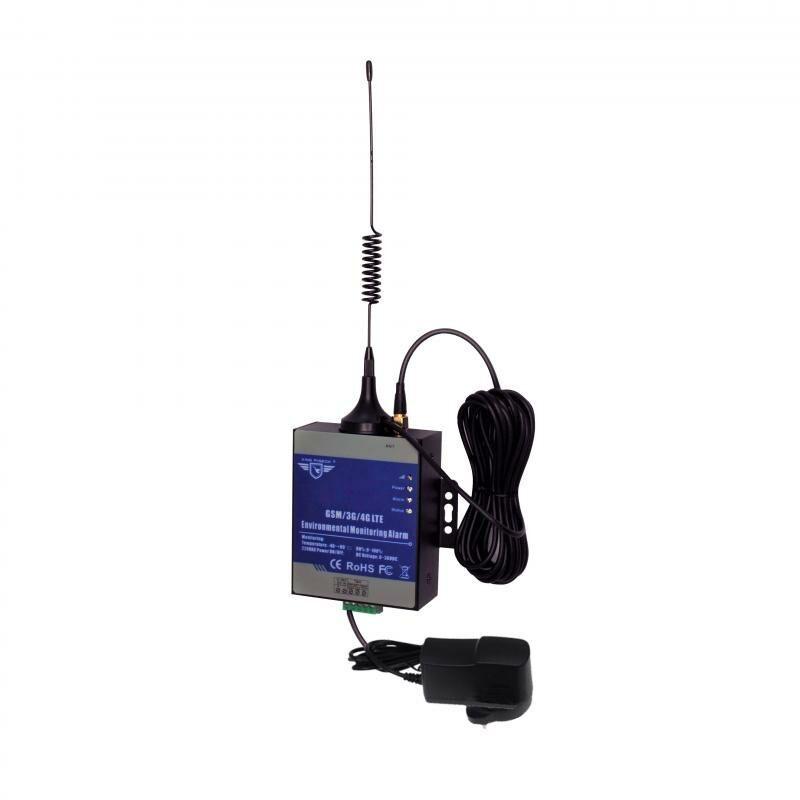 ULTRA SECURE Moniteur panne de courant GSM appel et SMS - KP MON 2G+3G - avec antenne
