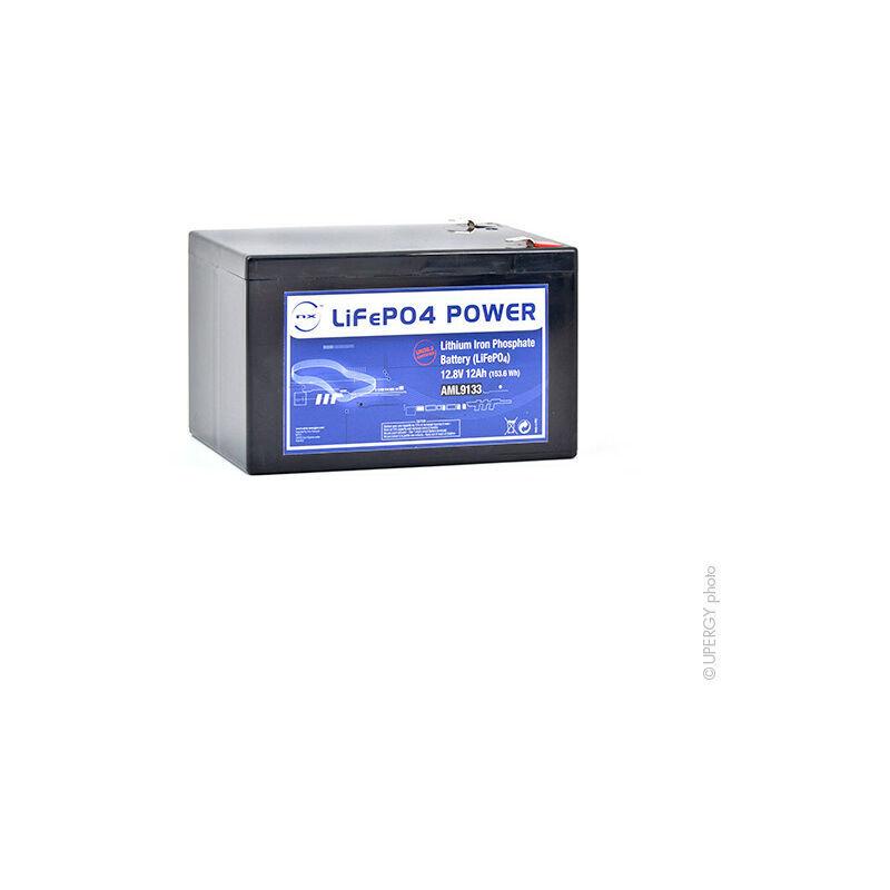 Nx ™ - NX - Batterie Lithium Fer Phosphate NX LiFePO4 POWER UN38.3 (153.6Wh)