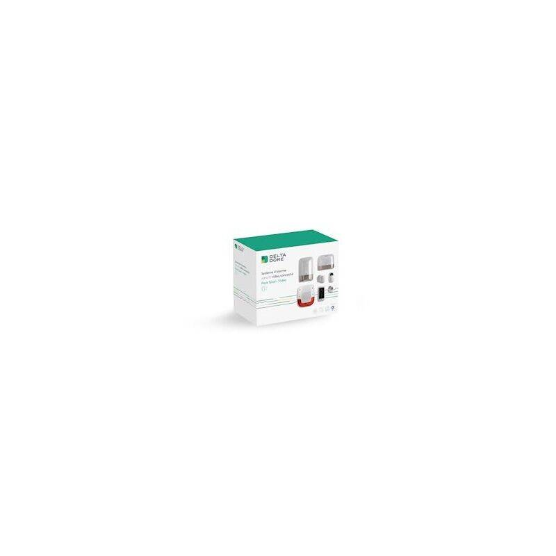 DELTA DORE Pack alarme sans fil Tyxal+ vidéo