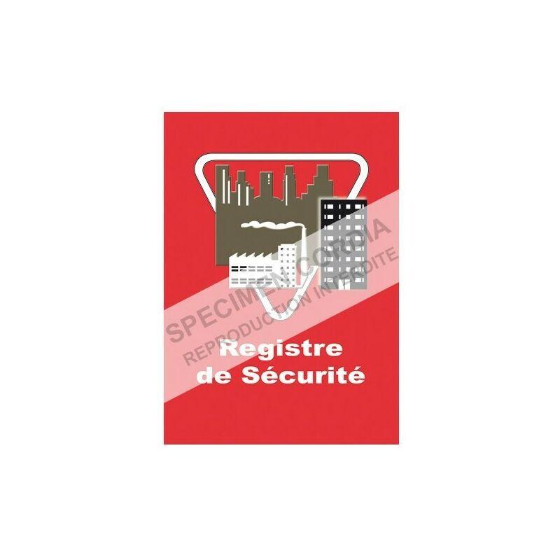 CORDIA INCENDIE Registre de sécurité incendie Edition simplifiée