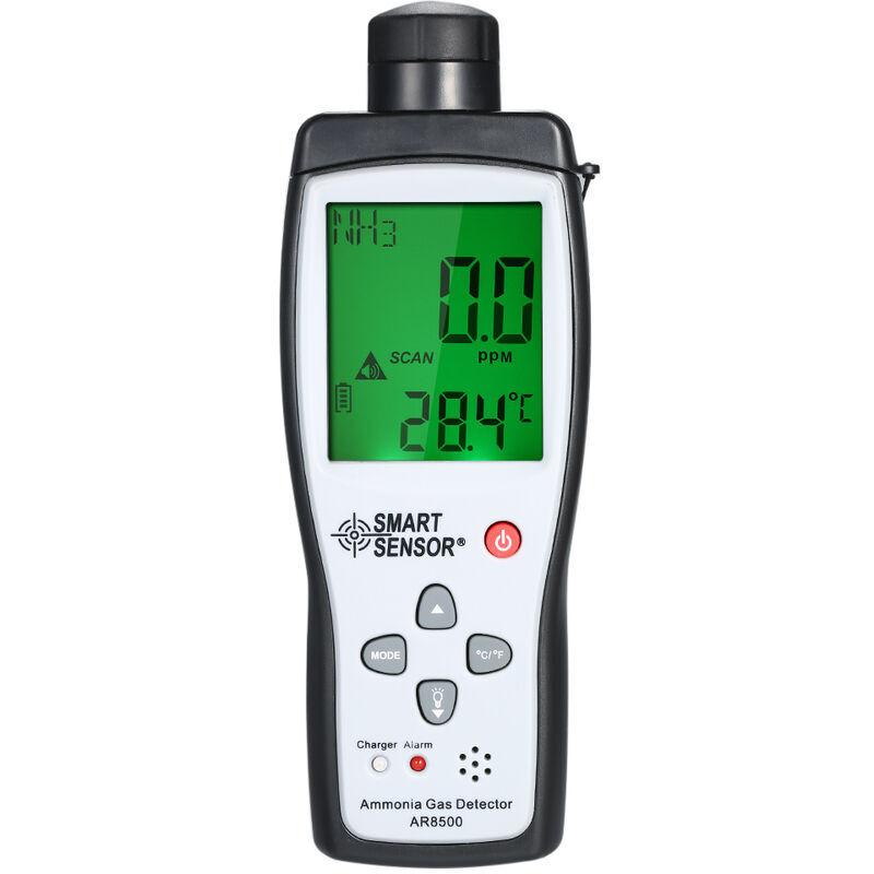 Smart Sensor Detecteur D'Ammoniac Compteur De Gaz Ammoniac Nh3 Detecteur