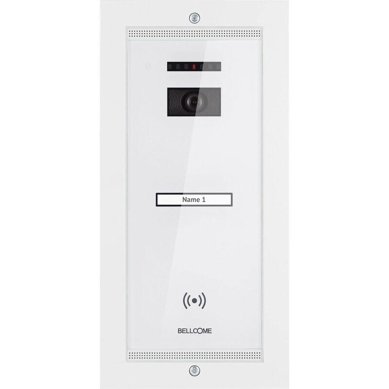 BELLCOME Interphone vidéo Bellcome VPA.1FR02.BLW04 filaire Station extérieure 1 foyer