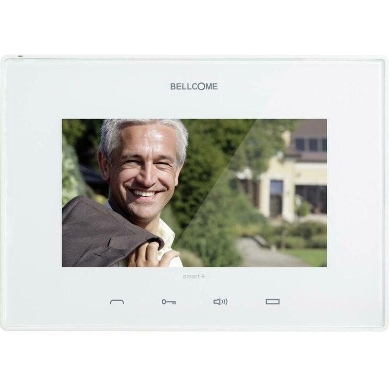 BELLCOME Interphone vidéo Bellcome VTM.7S402.BLW04 filaire Station intérieure 1 foyer