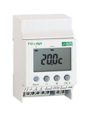 Delta Dore - Thermostat Modulaire Tout ou Rien a 1 Sortie, 1 Consigne DeltaDore