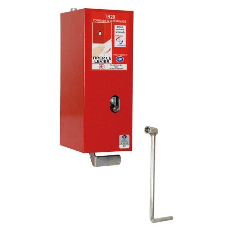 Cordia Incendie - Treuil électrique (DAC)