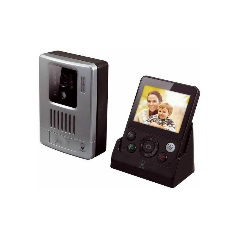 SENTINEL Wdp-200 Interphone Video 3.5 Sans Fil Sentinel - Sentinel