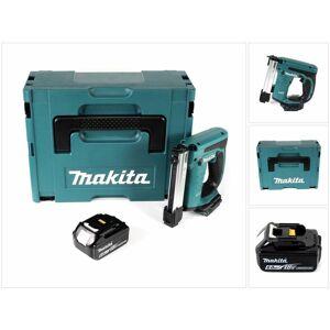 Makita DST 221 G1J 18 V Li-ion Agrafeuse sans fil + 1x Batterie Li-Ion BL1860 B - Publicité