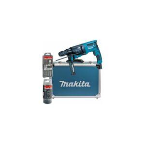 Makita Perfo-burineur SDS-Plus 800 W 26 mm, 800W, coffret alu - HR2631FT13 - Publicité