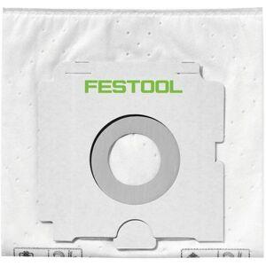 Festool - Boîte de 5 sacs filtre papier SELFCLEAN SC FIS-CT 36/5 - 496186 - Publicité