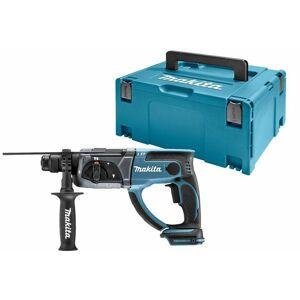 Makita DHR202ZJ Perfo-burineur SDS-plus à batteries 18V Li-Ion (machine seule) - Publicité