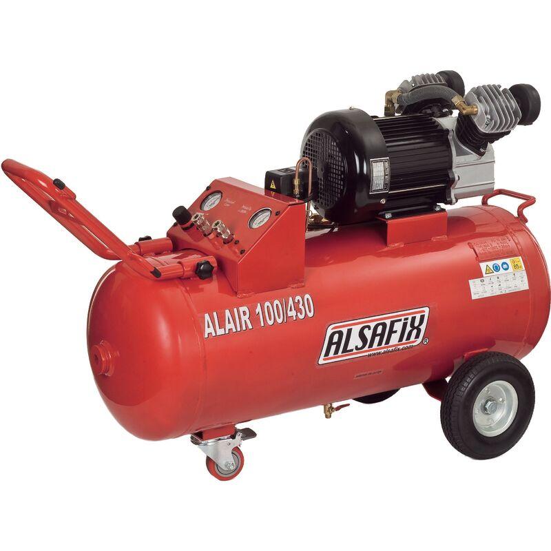 ALSAFIX Compresseur ALAIR 100/430