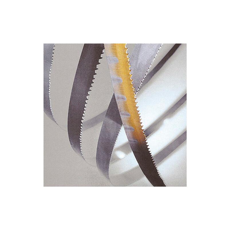 SIDAMO 3 lames de scie à ruban bi-métal 3 660 x 34 x 1,1 mm - 6/10 dents - -