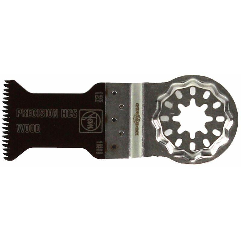 Fein Lame de scie de précision E-Cut BIM Starlock, 10 pièces 50 x 35 mm