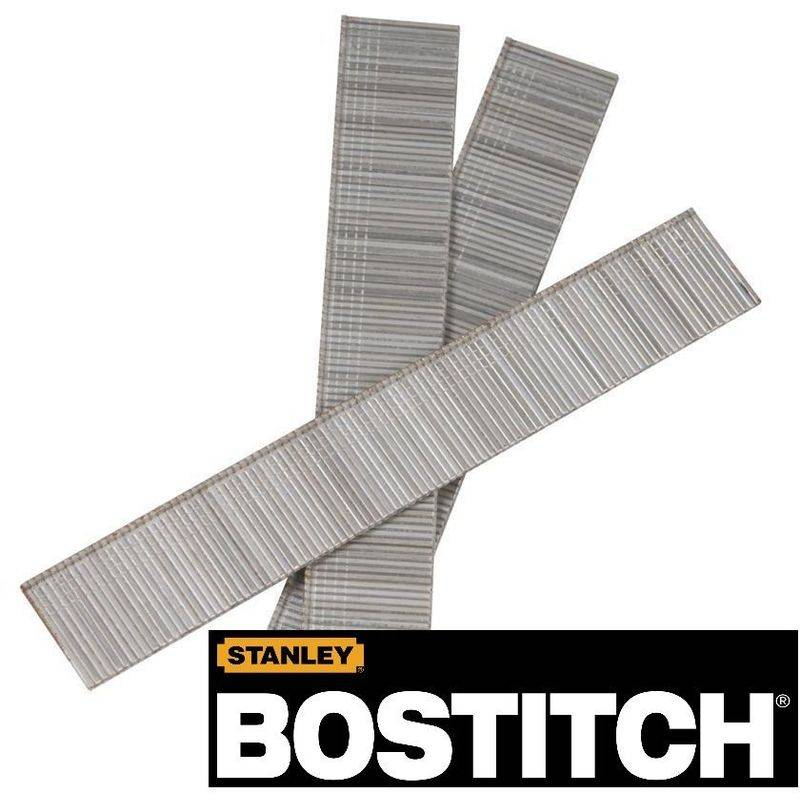 BOSTITCH 5000 CLOUS BOSTITCH 20 mm mini-brads 18GA cloueur Makita/Senco/Dewalt...