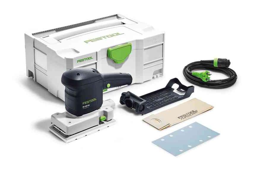 Festool - 567845 Ponceuse vibrante RS300 EQ-Plus