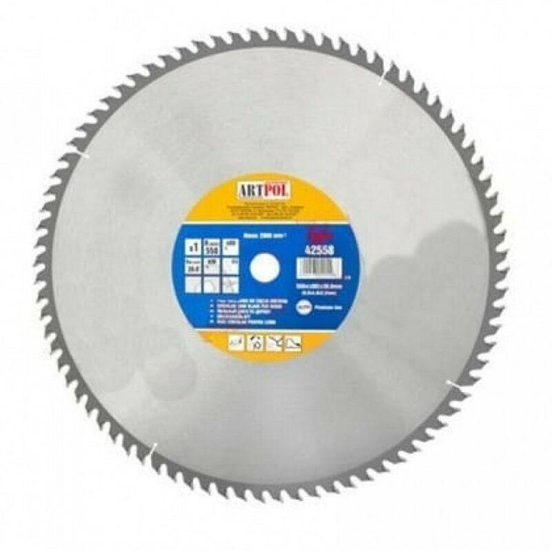 Ad-pol - 600x30 mm bois dents de scie circulaire widia 100z