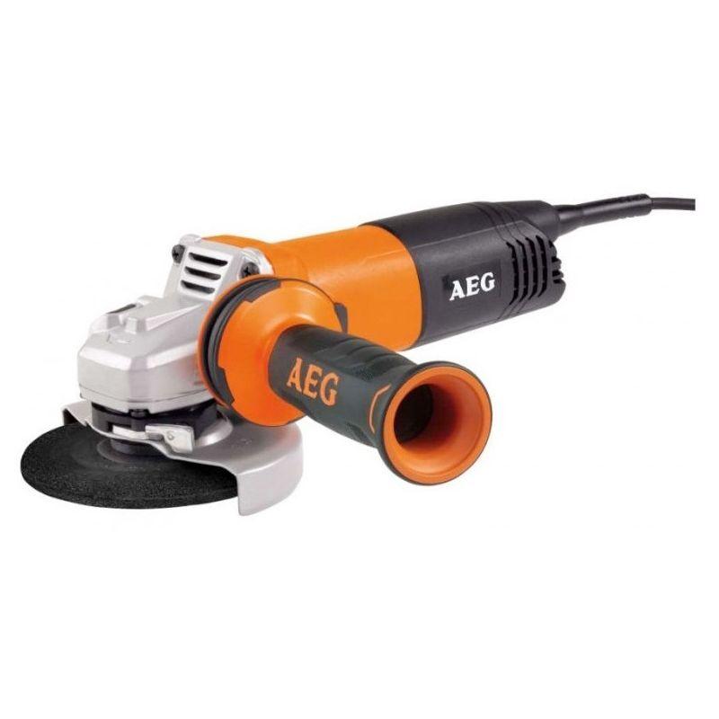 AEG Meuleuse d'angle AEG WS 12-125 XE, 1200 W