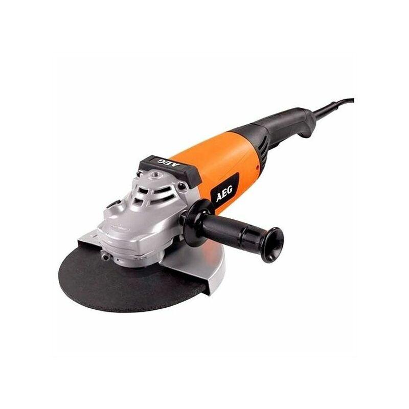 A.e.g - AEG Powertools Meuleuse WS 22-230 E 2 mains, 230mm - 4935431720
