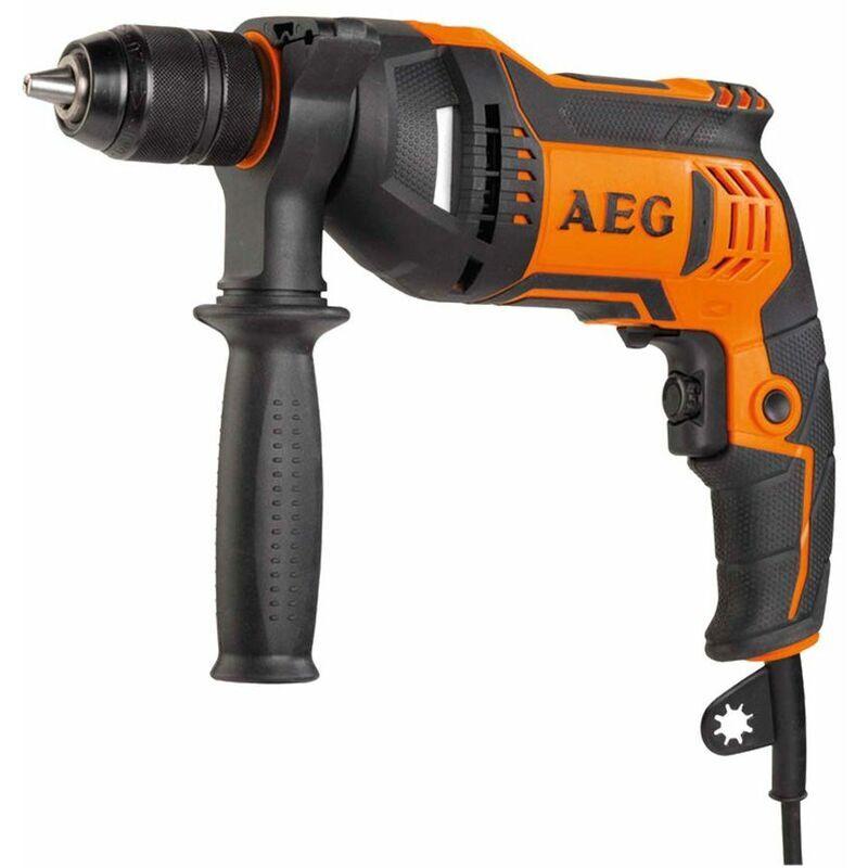 AEG Powertools Perceuse visseuse 1 vitesse BE 750 RE - 4935449160