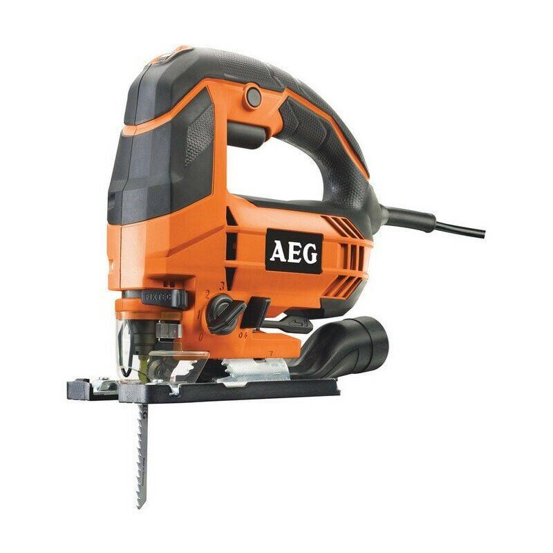 AEG A.e.g - Scie sauteuse pendulaire électrique AEG 700W 100mm STEP 100X
