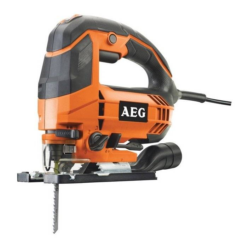 AEG Scie sauteuse pendulaire 700W course 20mm - STEP100X - TNT - AEG