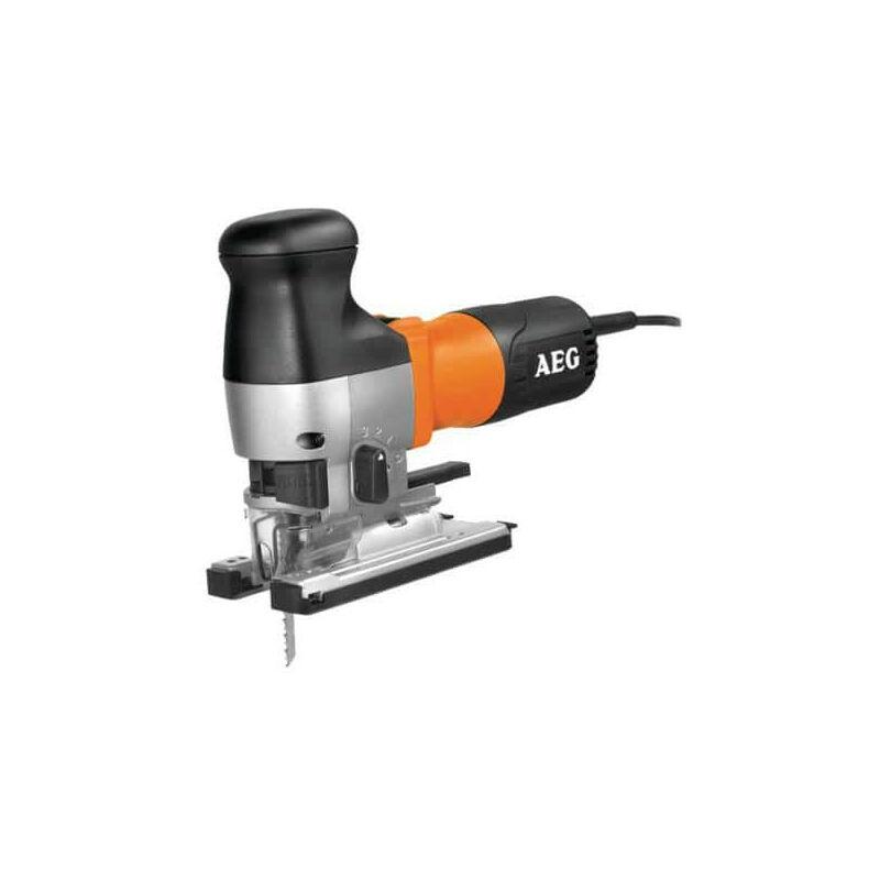A.e.g - Scie sauteuse pendulaire électrique AEG 730W 135mm STEP 1200 XE