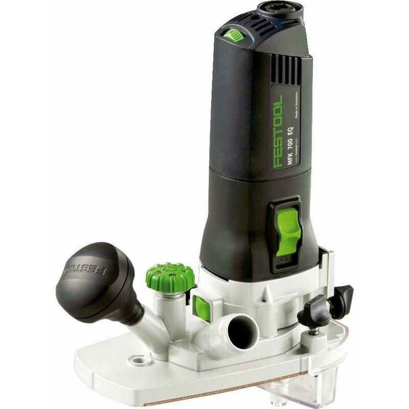 FESTOOL Affleureuse modulaire MFK 700 EQ-Set - Festool