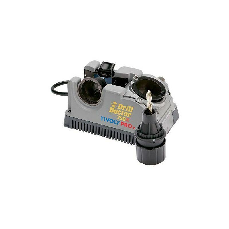TIVOLY Affûteuse de forets Drill Doctor XP DD750 2,5 à 19 mm Affûtage 118° à 135°