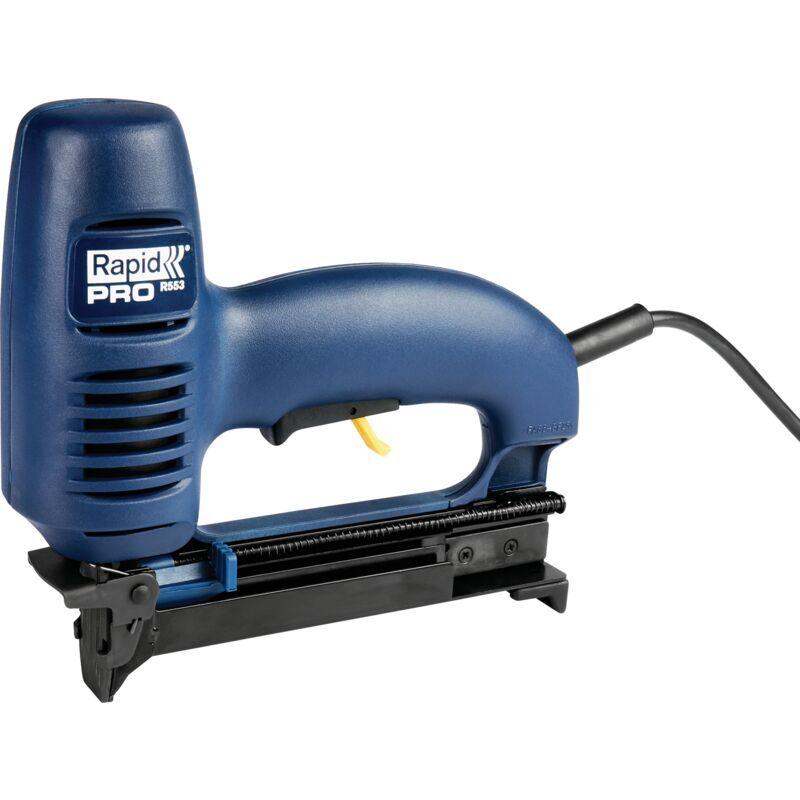 RAPID AGRAFEUSE-CLOUEUSE ELECTRIQUE R553 Boite RAPID