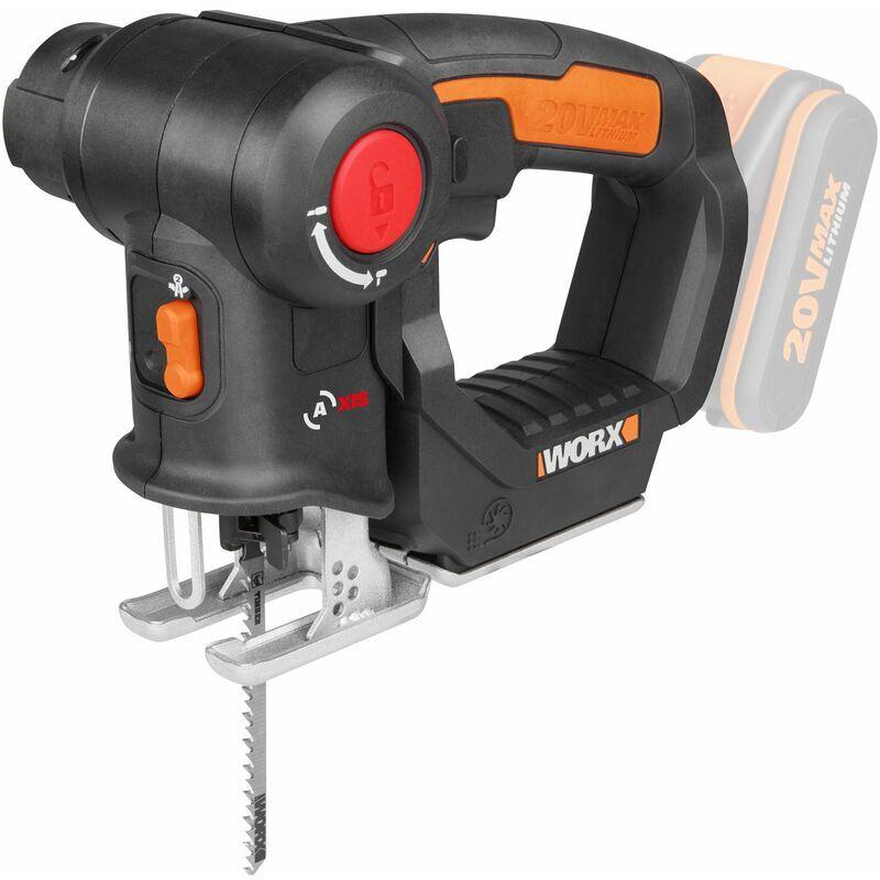 WORX WX550.9 - Scie Multifonction WORX - SANS batterie NI chargeur