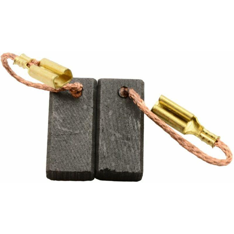 Buildalot - Balais de Charbon pour AEG GS500E - 5x8x16,5mm