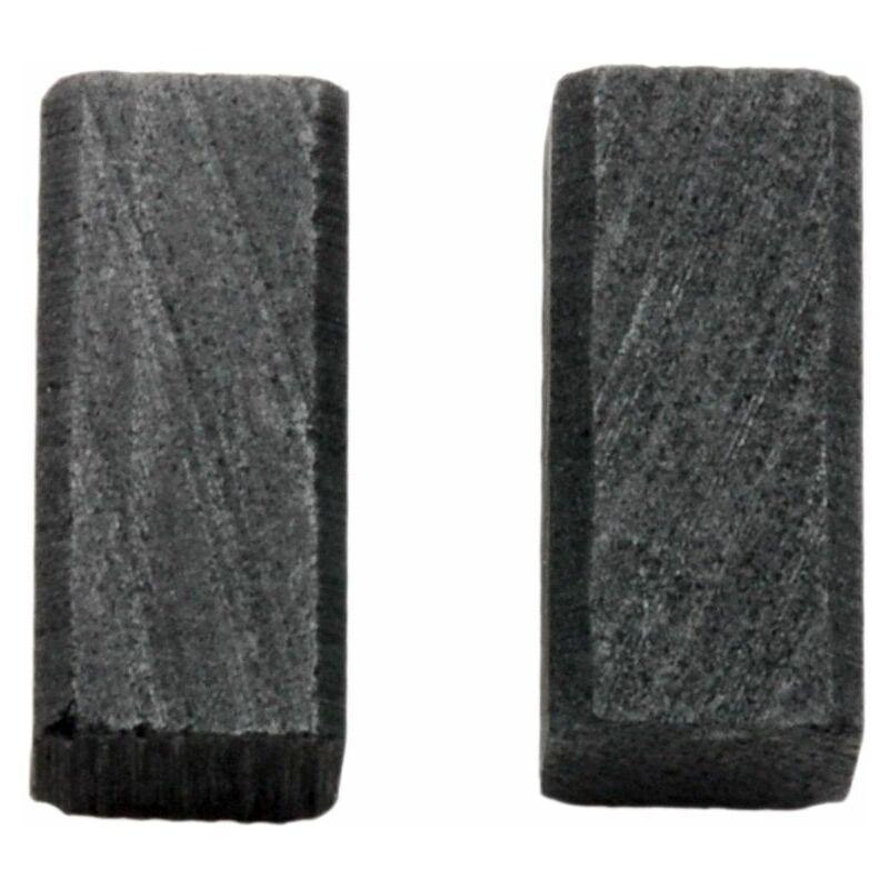 BLACK & DECKER Balais de Charbon pour Black & Decker Coupeuse/Scie DN11 - 6,3x6,3x13,5mm