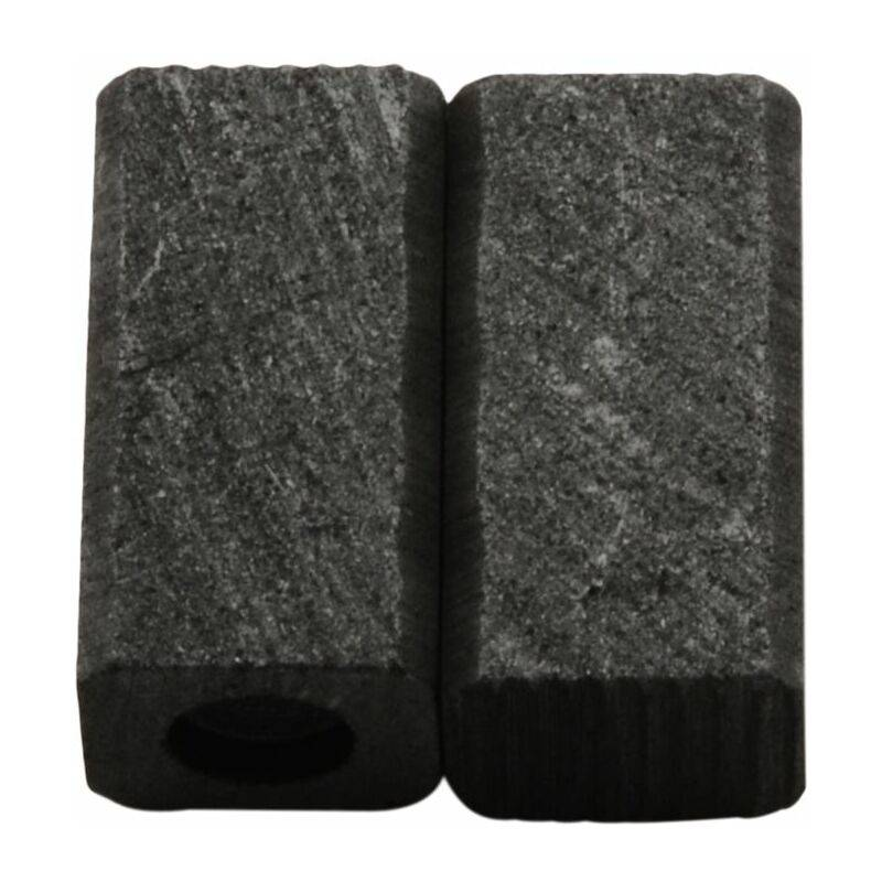 BLACK & DECKER Balais de Charbon pour Black & Decker GL565 - 6x7x13mm