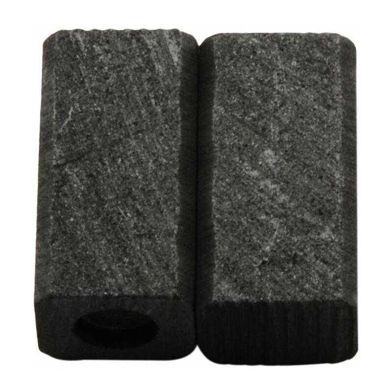 BLACK & DECKER Balais de Charbon pour Black & Decker KA292E - 6x7x13mm