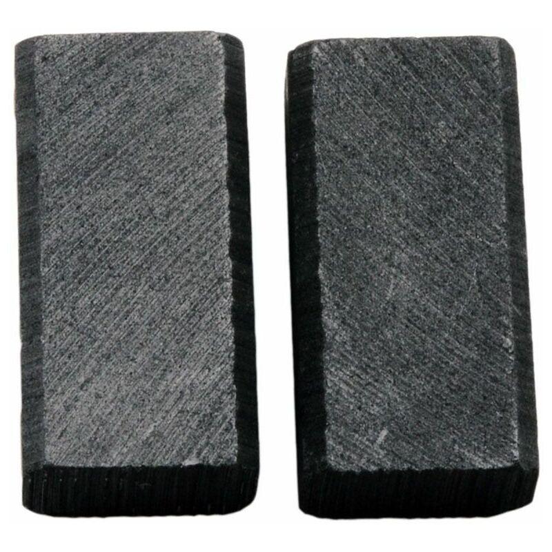 BLACK & DECKER Balais de Charbon pour Ponceuse KR85 - 7x11x21,5mm - Black&decker