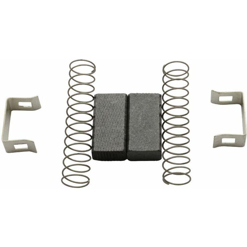 BOSCH Balais de Charbon pour Bosch Scie PST 52 AE - 5x8x15mm